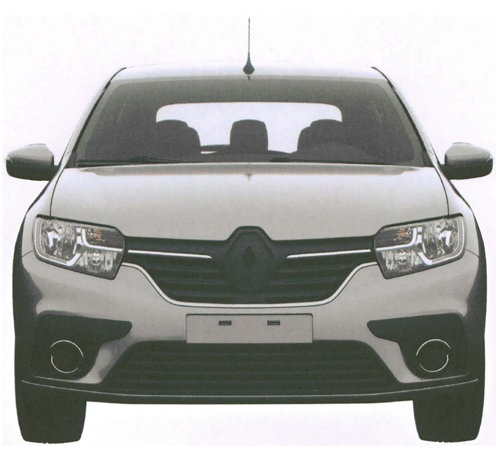 Renault обновит российские Logan иSandero— фото 788977