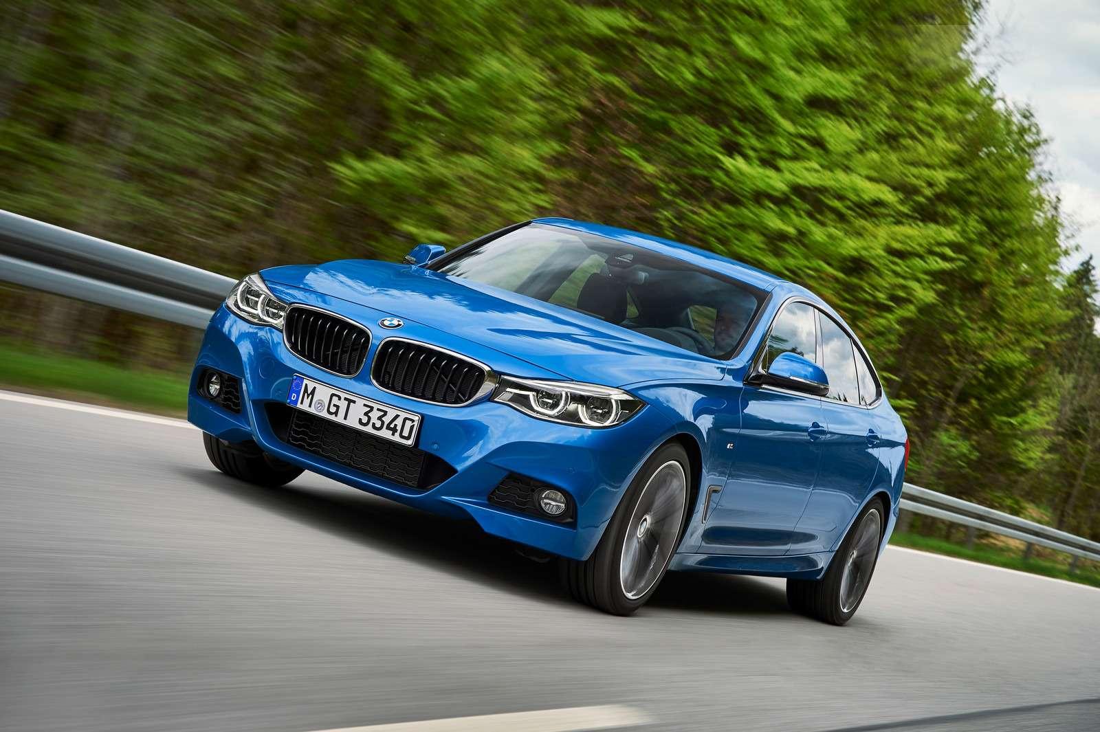 Обновленный BMW 3-й серии GT: урок эффективного менеджмента— фото 593862