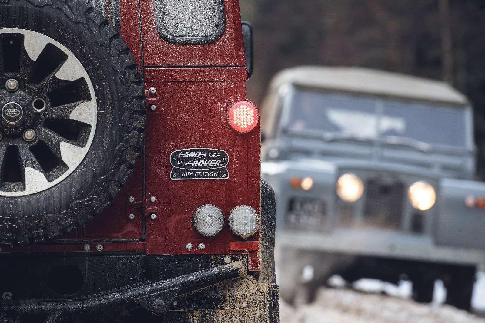 Самый крутой идорогой Range Rover получил трехдверный кузов— фото 838722