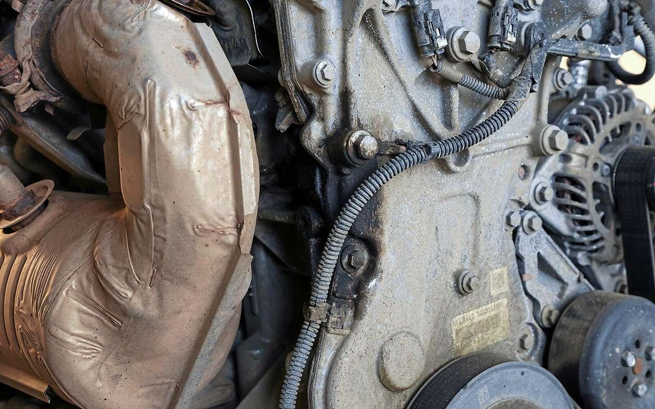 Renault Arkana после жестких тестов: разобрали довинтика (видео)— фото 1244727
