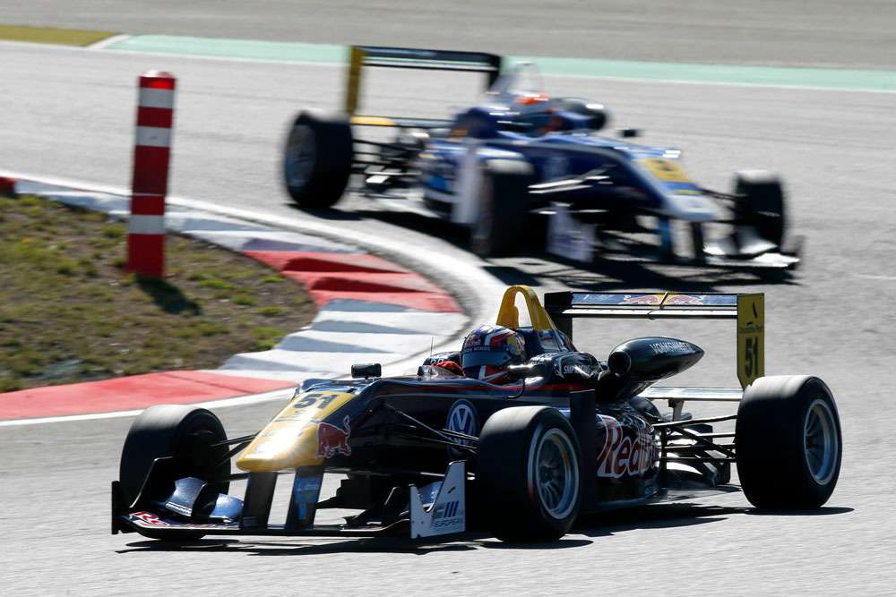 FIAFormula 3European Championship, round 7, race 1, Nuerburgring (D)