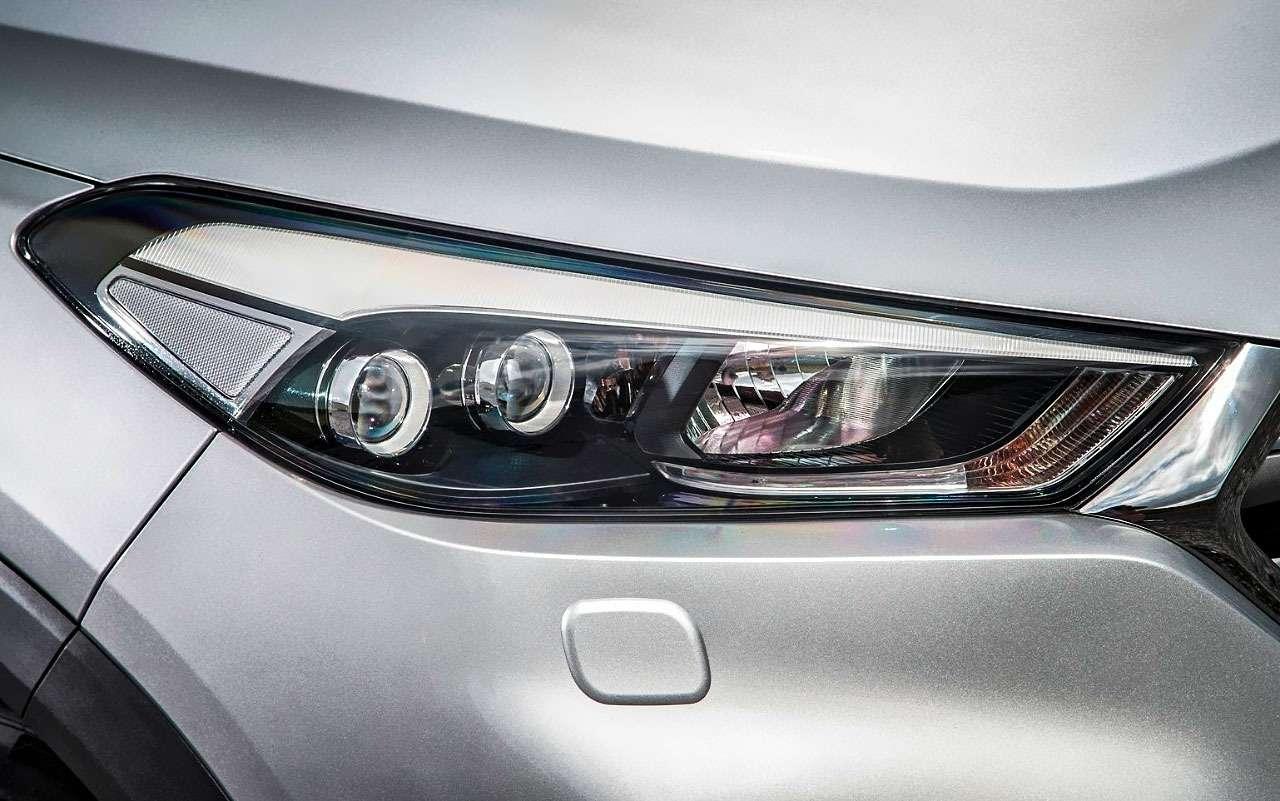 Hyundai Tucson или Kia Sportage: какой кроссовер выбрать?— фото 856231