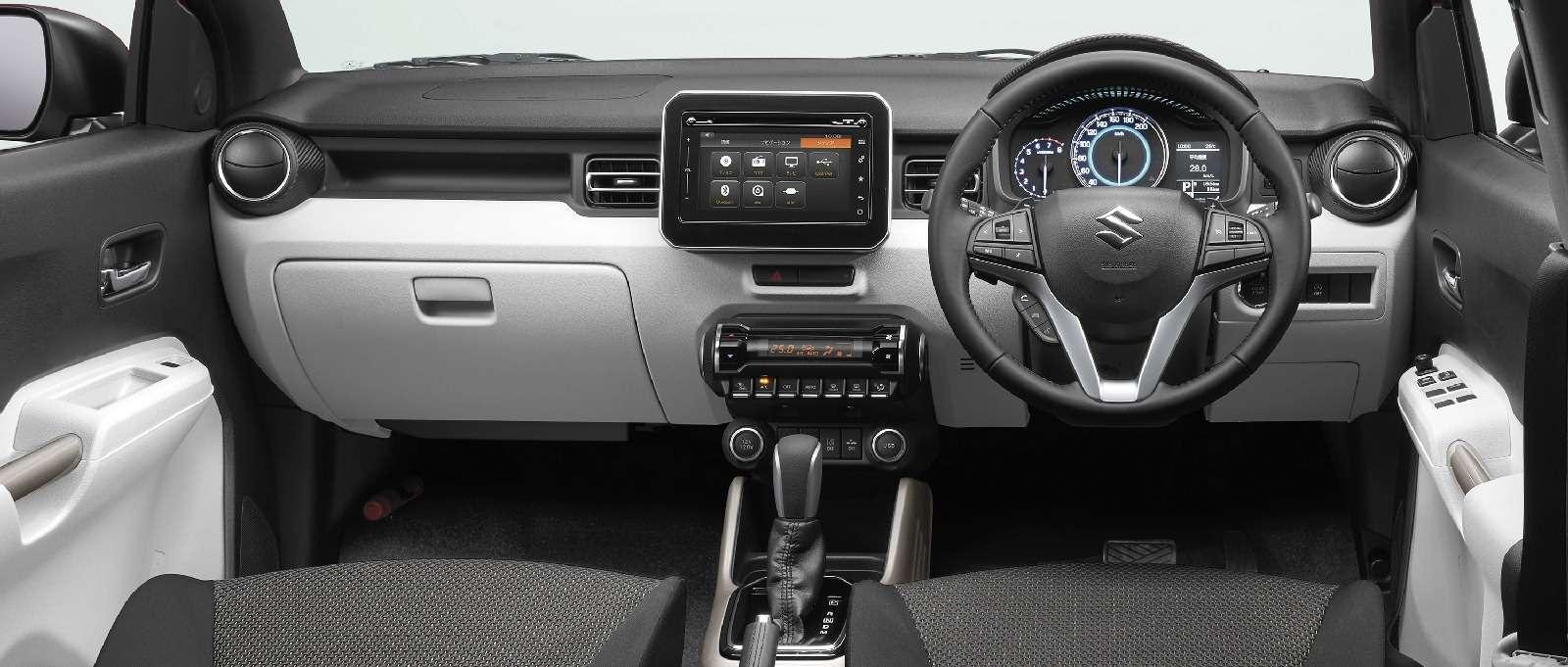 Новый Suzuki Ignis: осенью вЕвропе, затем вРоссии?— фото 617446