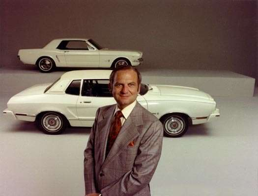 Lee Iacocca President of Ford