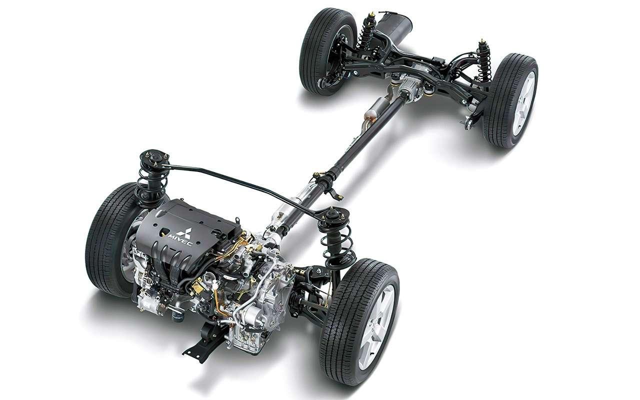 Mitsubishi ASX с пробегом: полный список проблем — фото 1224211