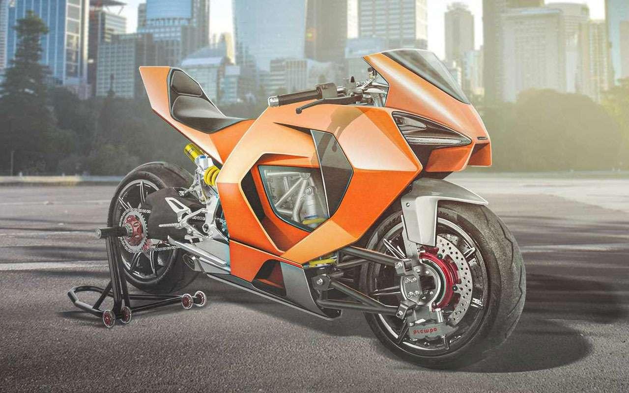 Еслибы создатели суперкаров выпускали мотоциклы— фото 1223230