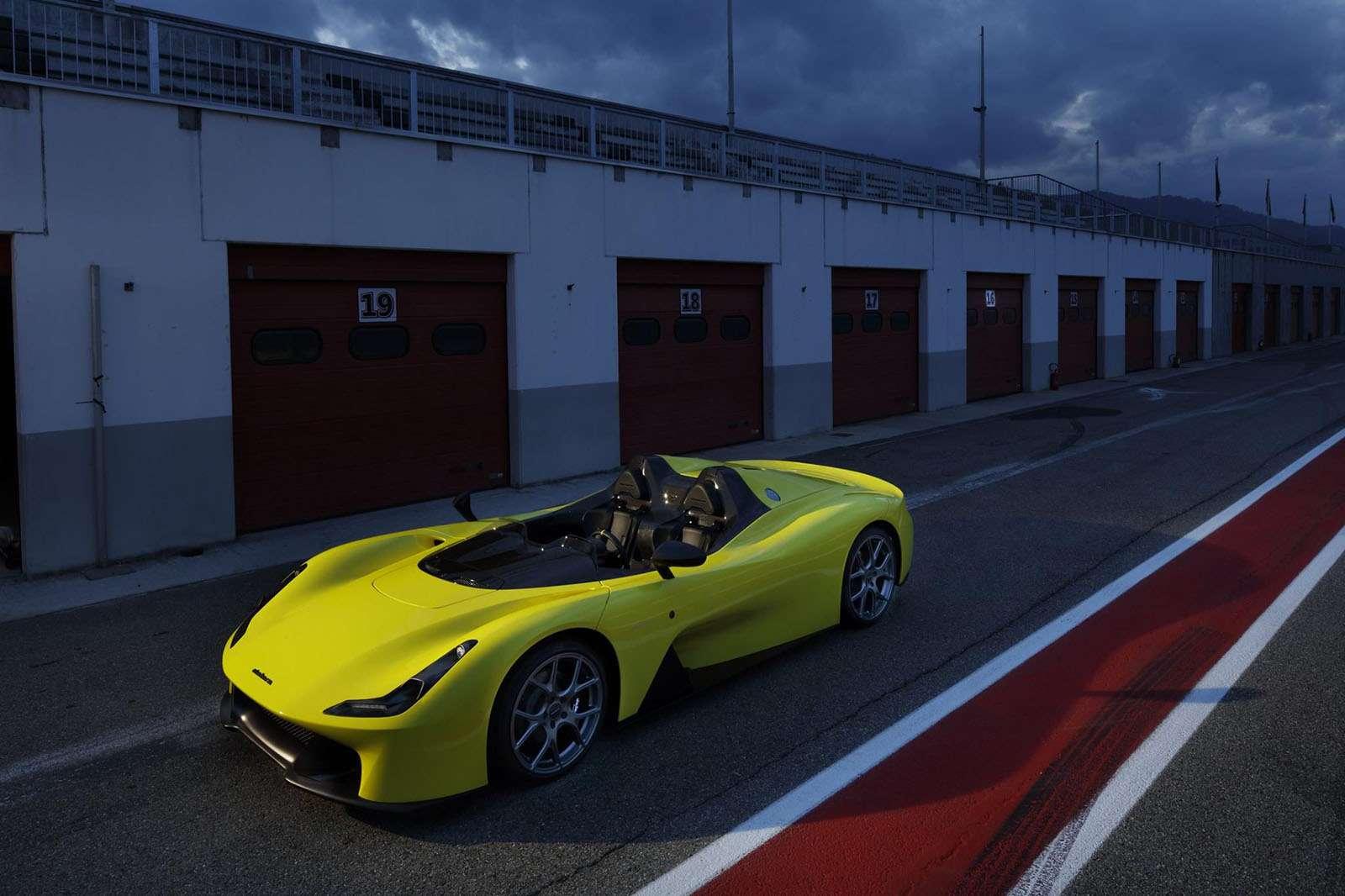 Гоночная машина надороге? Возможно итакое: Dallara выпустит спорткар— фото 816900