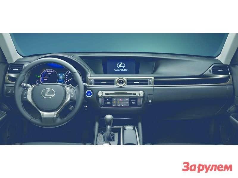 LexusGS450h 10C 2014