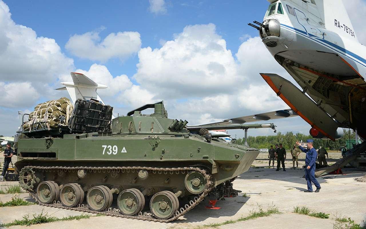Боевая машина десанта: зачем российской армии БМП-лайт?— фото 922278