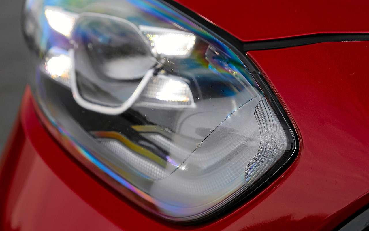 Новый Kia Ceed против лидеров гольф-класса: большой тест-драйв— фото 918610