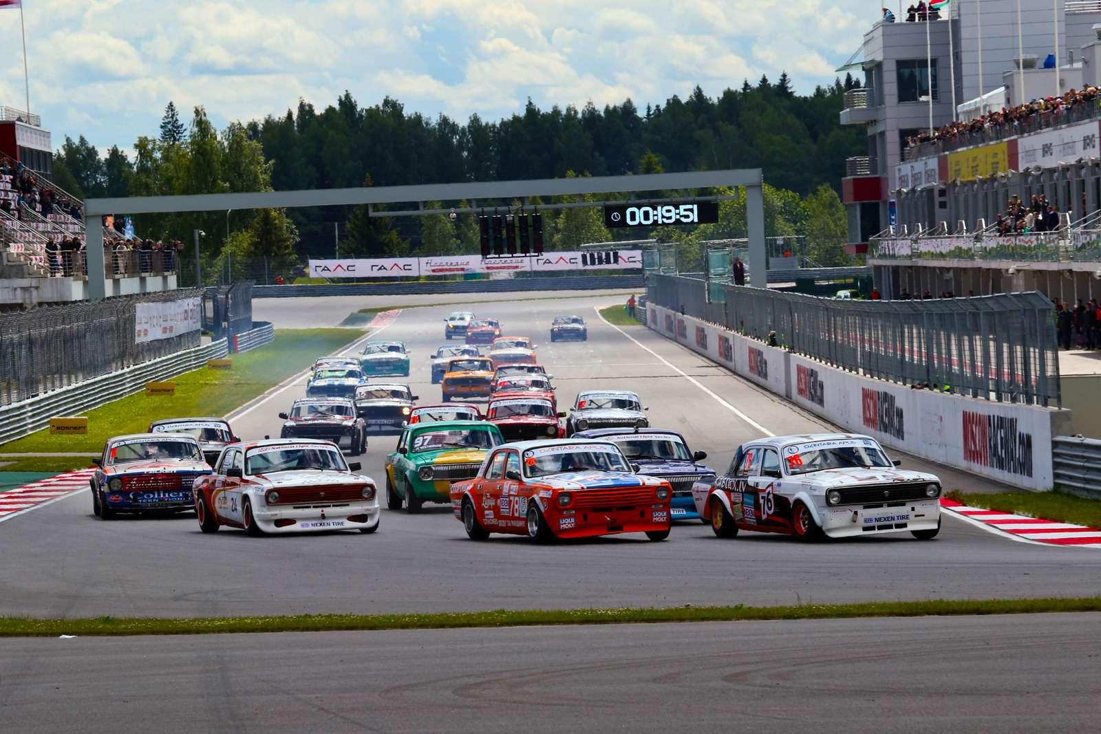 Выводим Волгу ГАЗ-24на Moscow Classic Grand Prix: вспомнить всё— фото 614542