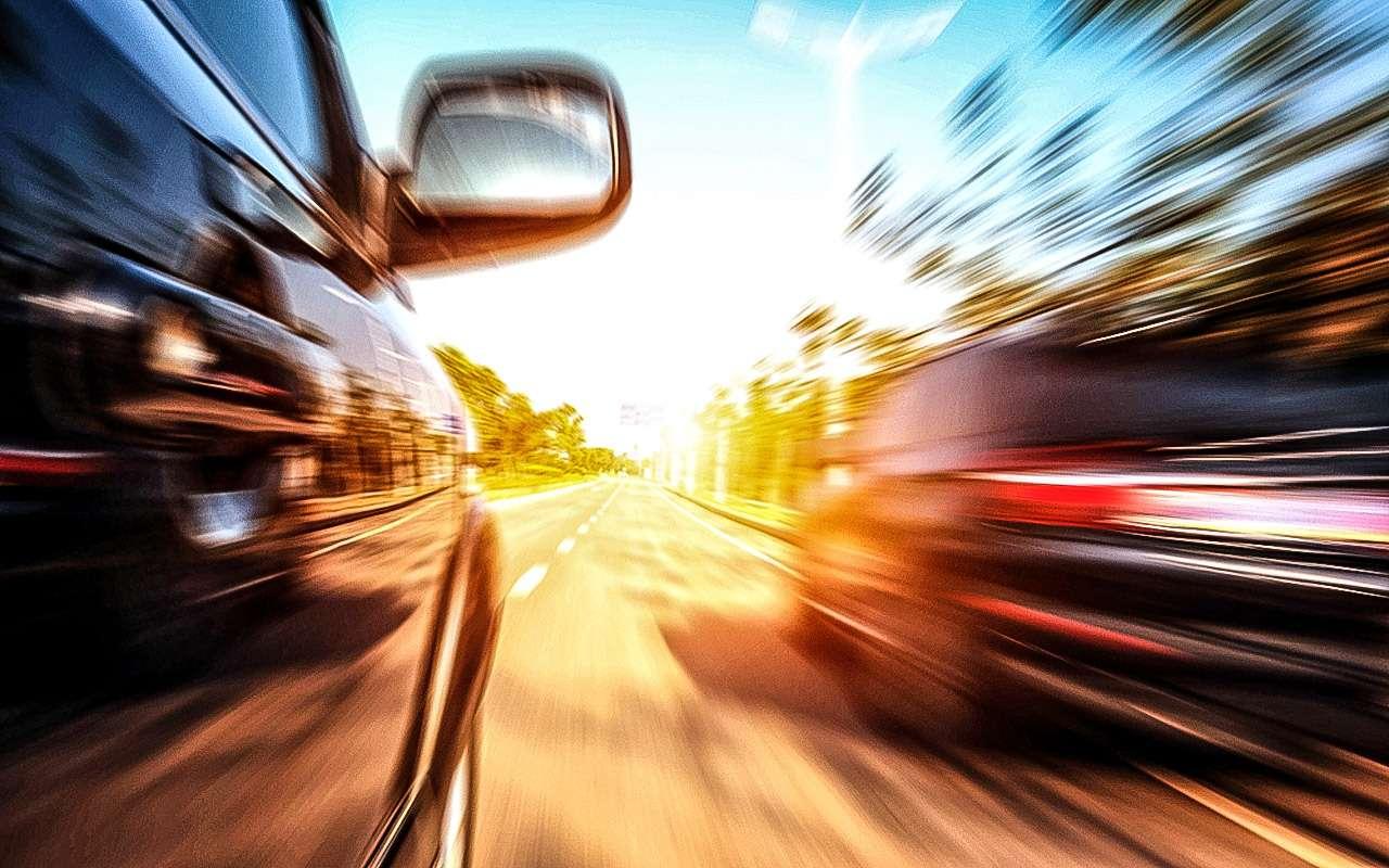 Четыре причины агрессивного вождения. Узнай себя зарулем— фото 776051