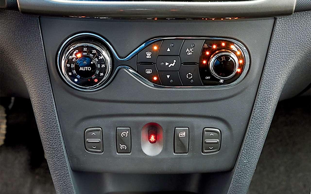 Renault Logan против Sandero Stepway: выбираем оптимальную комплектацию— фото 863200