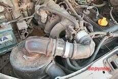 У двигателей ЗМЗ возможно  возникновение «хлопков»