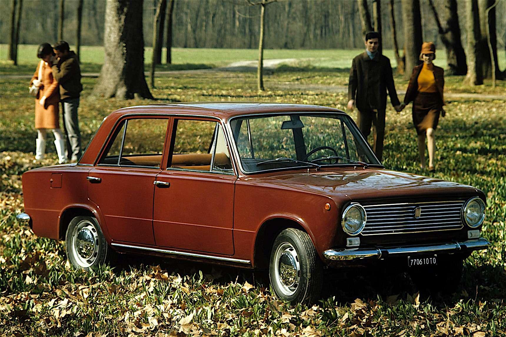 Если неFIAT: какой автомобиль мог стать первыми Жигулями— фото 574407