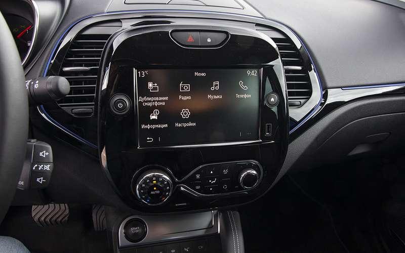Renault Kaptur будет обновляться «повоздуху»