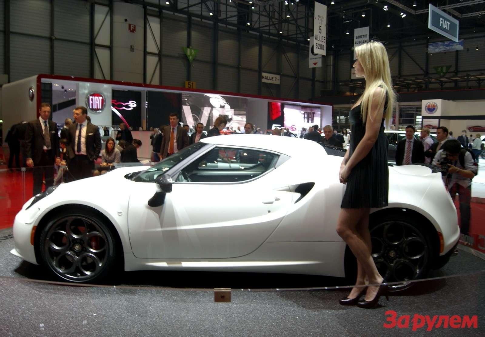 Alfa Romeo 4С_5