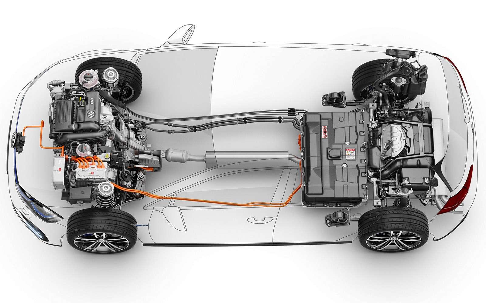 Volkswagen Golf — сравниваем новые версии— фото 755760