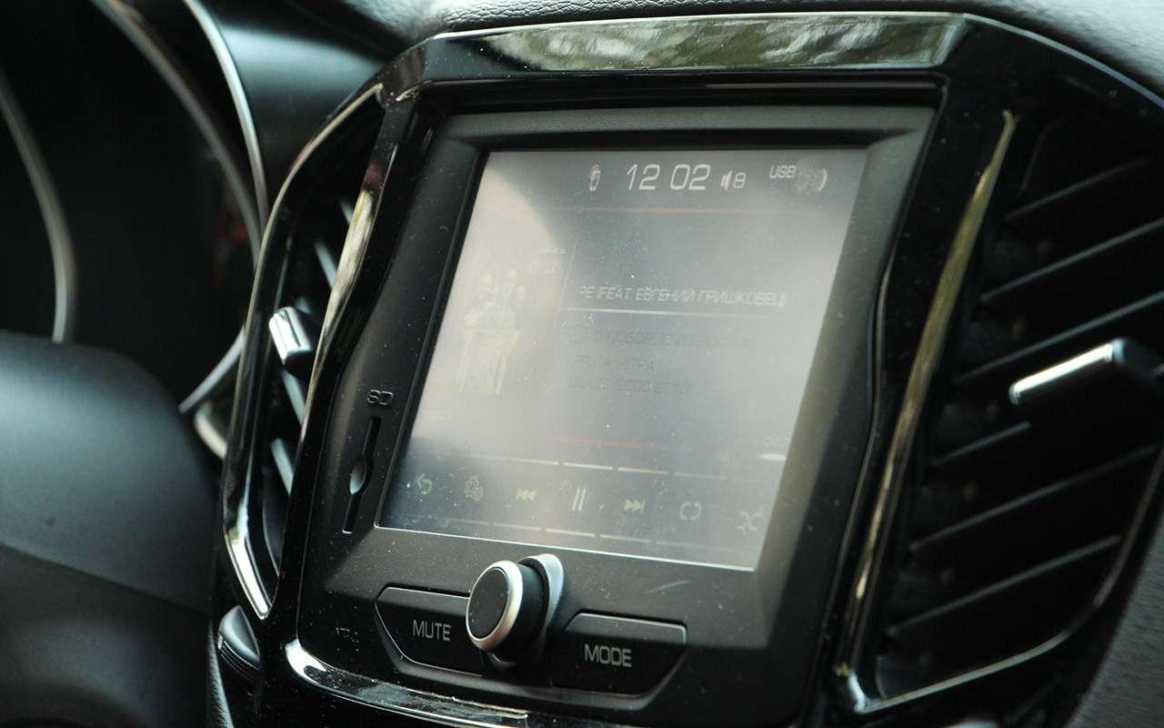 Lada Vesta SWCross: основные плюсы «Кросса»— фото 869355