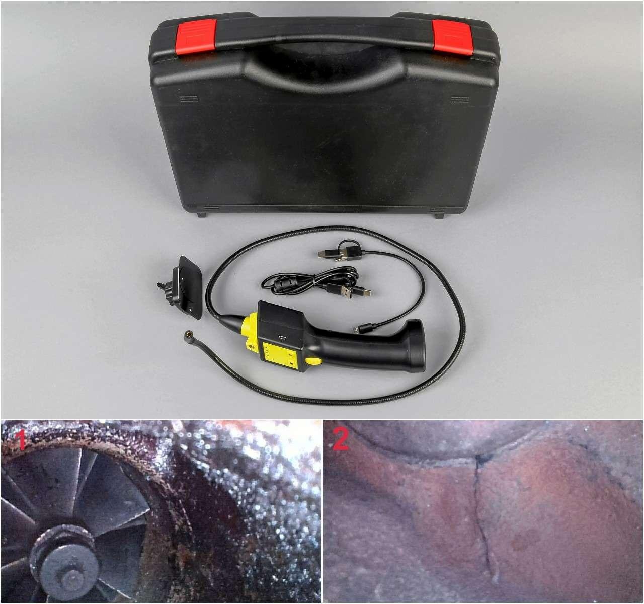 Эндоскопы длявашего авто: экспертиза «Зарулем»— фото 1241358