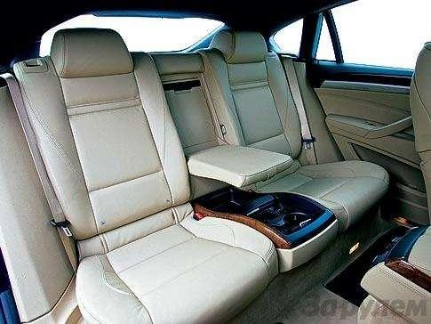 Тест Infiniti FX45, BMW X6: Позакону альбиносов, или Приятные исключения— фото 89558