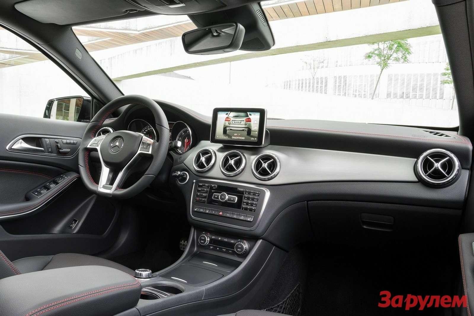 Mercedes Benz GLA Class 2015 1600x1200 wallpaper 25