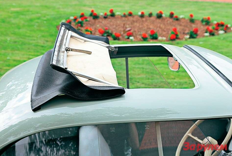 BMWIsetta 250— круглый отличник — фото 260685