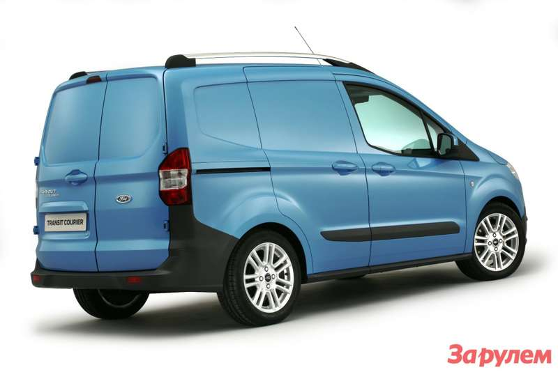 673101 All new Ford Transit Courier  (4)