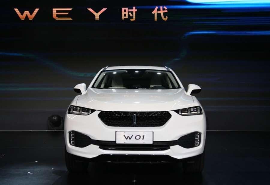 Китайский премиум: Great Wall представила люксовые кроссоверы Wey— фото 665003