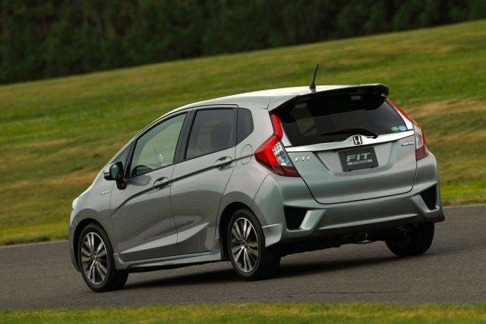 honda jazz rear no copyright