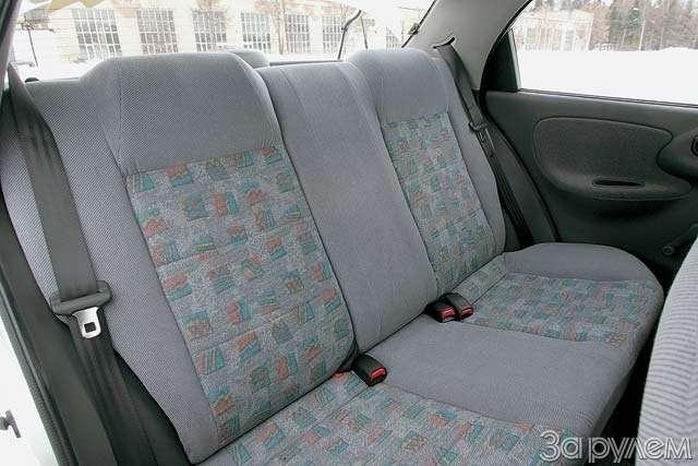 Тест Renault Logan, Lada Kalina, Lada 110, Daewoo Nexia, Chevrolet Lanos. Сделано вСССР— фото 64296