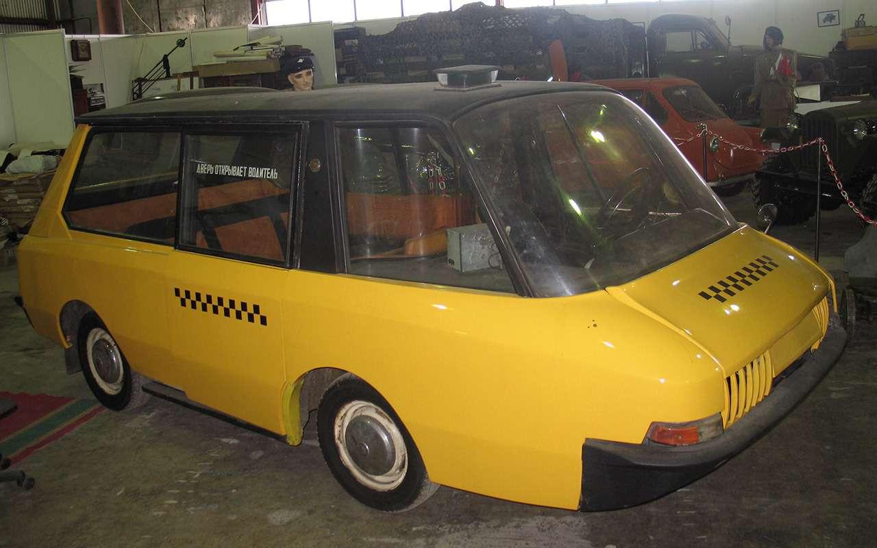 Всетакси СССР: лимузины, кабриолеты, иномарки— фото 1140123