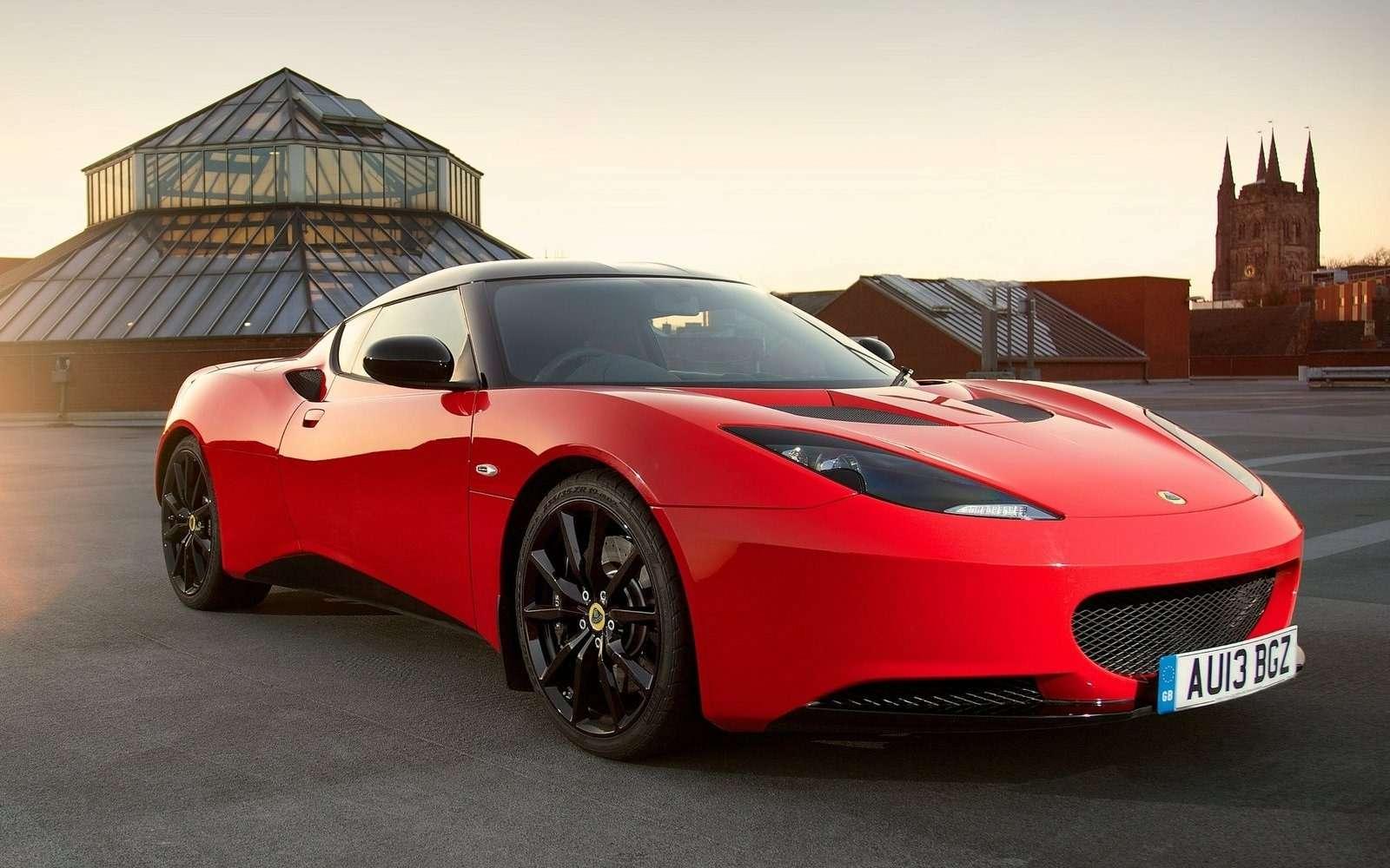 Lotus готовится кполному обновлению ирасширению модельного ряда— фото 695243