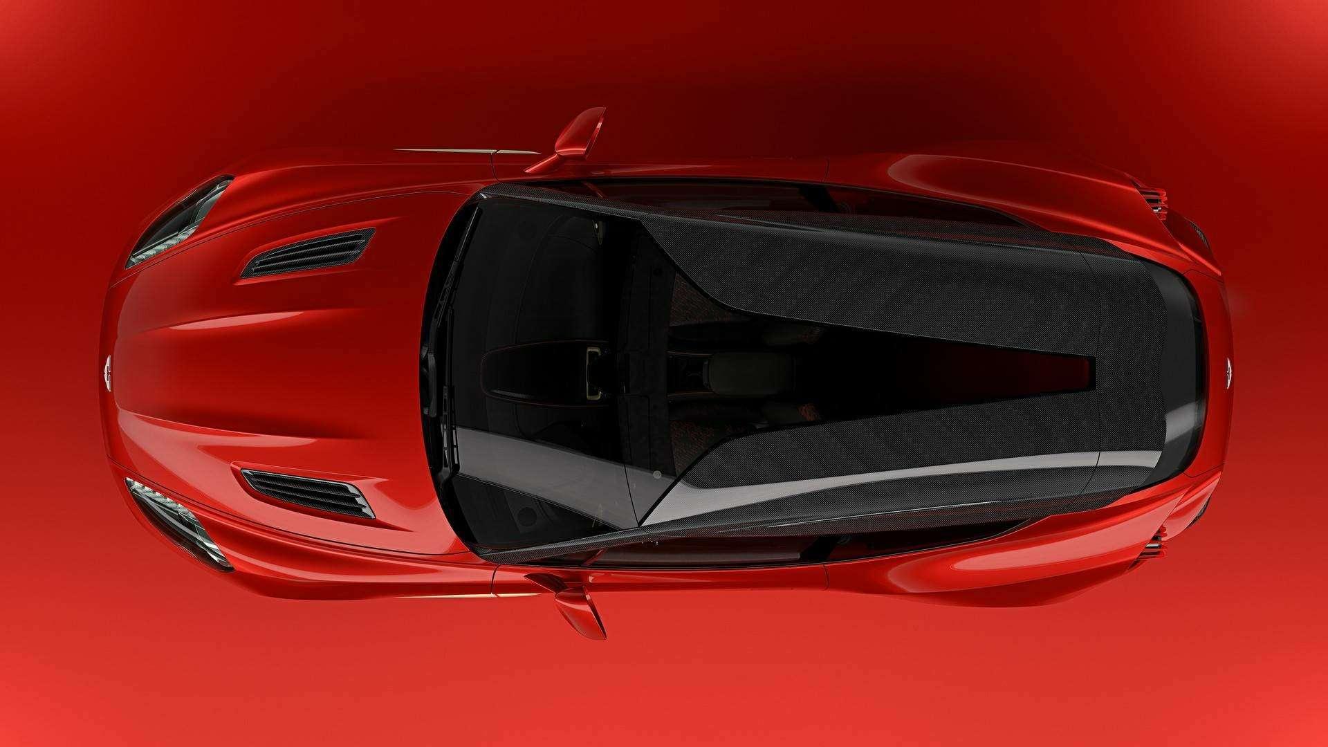 Новый, божественно красивый «сарай» Aston Martin идругие проекты Zagato— фото 808187