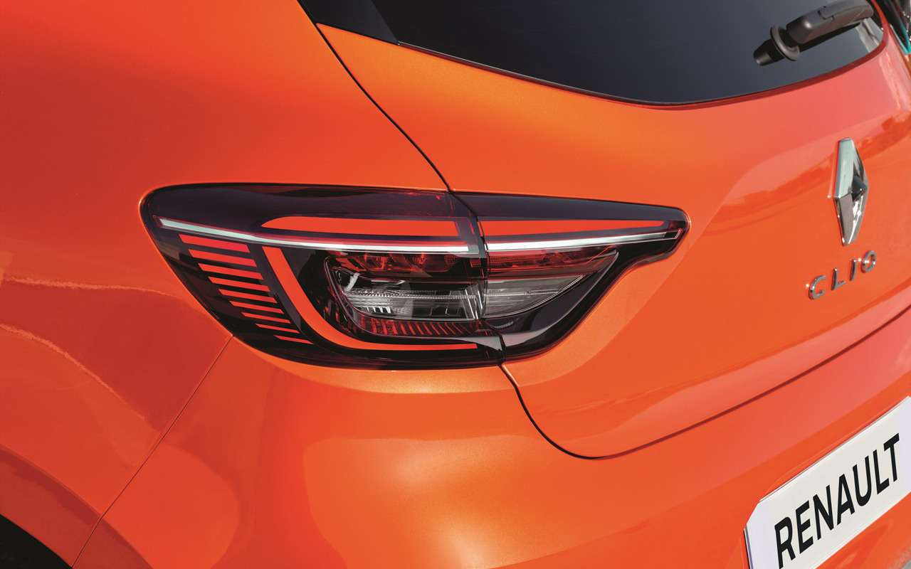 Рассекречена внешность нового Renault Clio— фото 944280