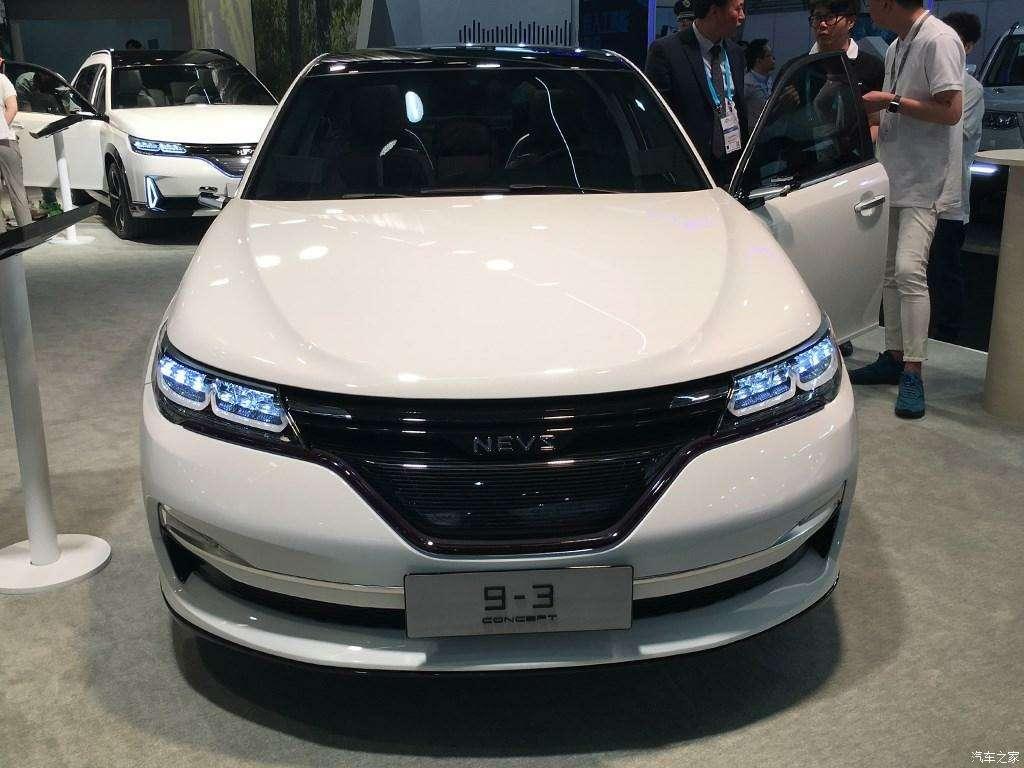Ничего шведского: китайский Saab дебютировал навыставке CES Asia— фото 762406