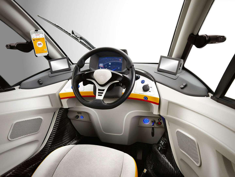 Shell-мобиль: нефтяной концерн может стать автопроизводителем— фото 578956