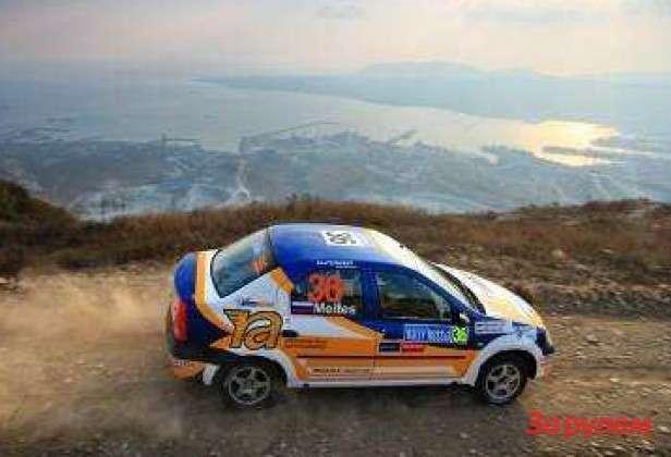 Кубок Renault Logan