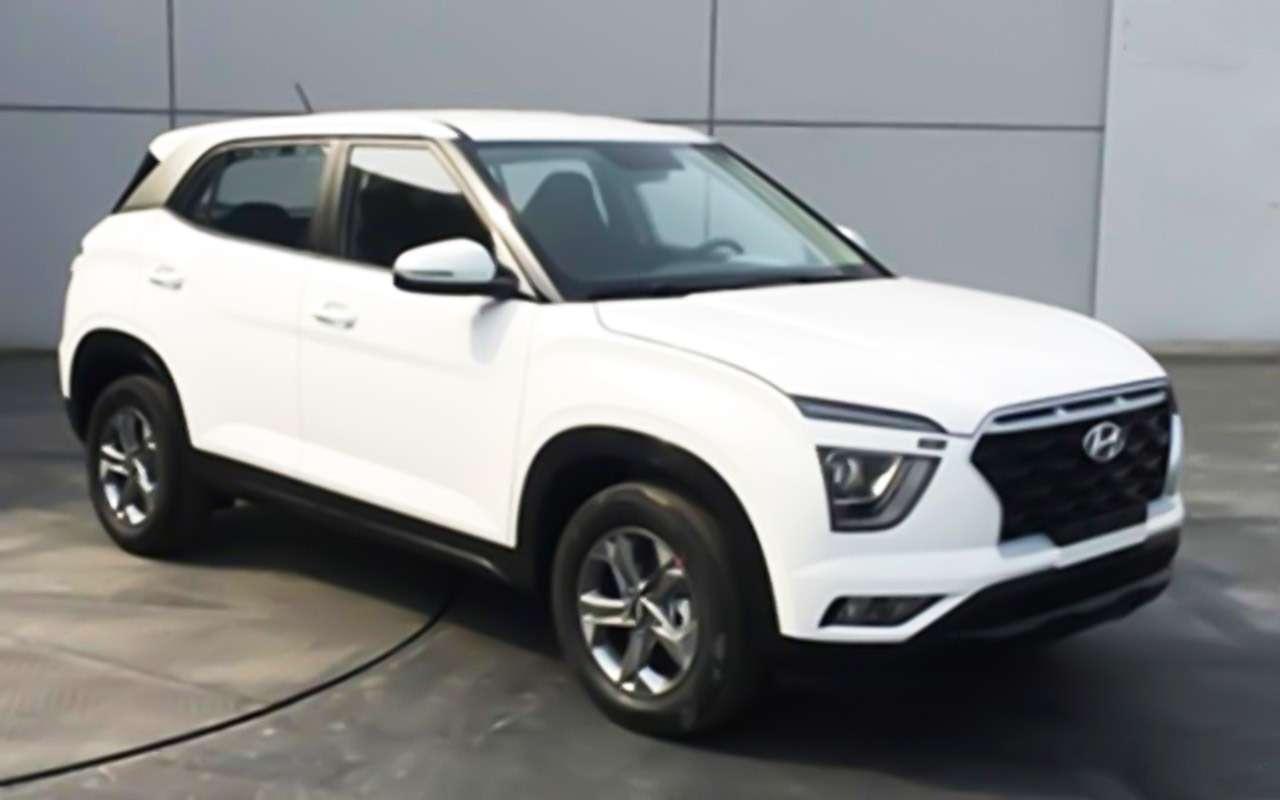 Новый Hyundai Creta— первые подробности— фото 992200