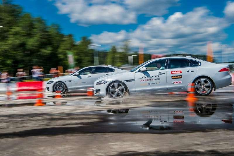 Резина «сперчиком»: тестируем спортивные шины Conti SportContact 6