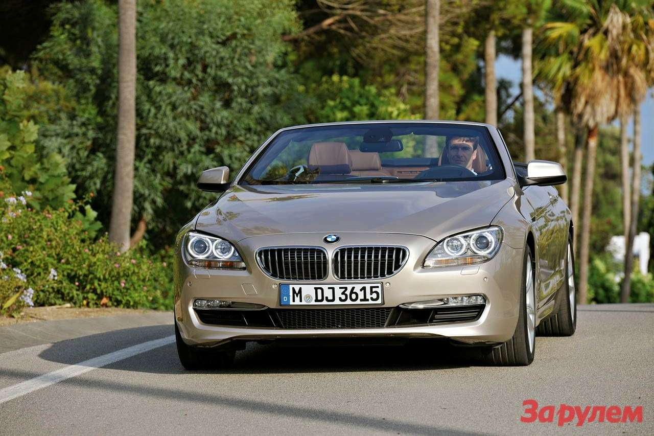 Thenew BMW 6Series Convertible— Exterior