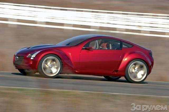 Mazda Kabura. ВОСТОЧНАЯ ХИТРОСТЬ— фото 66167
