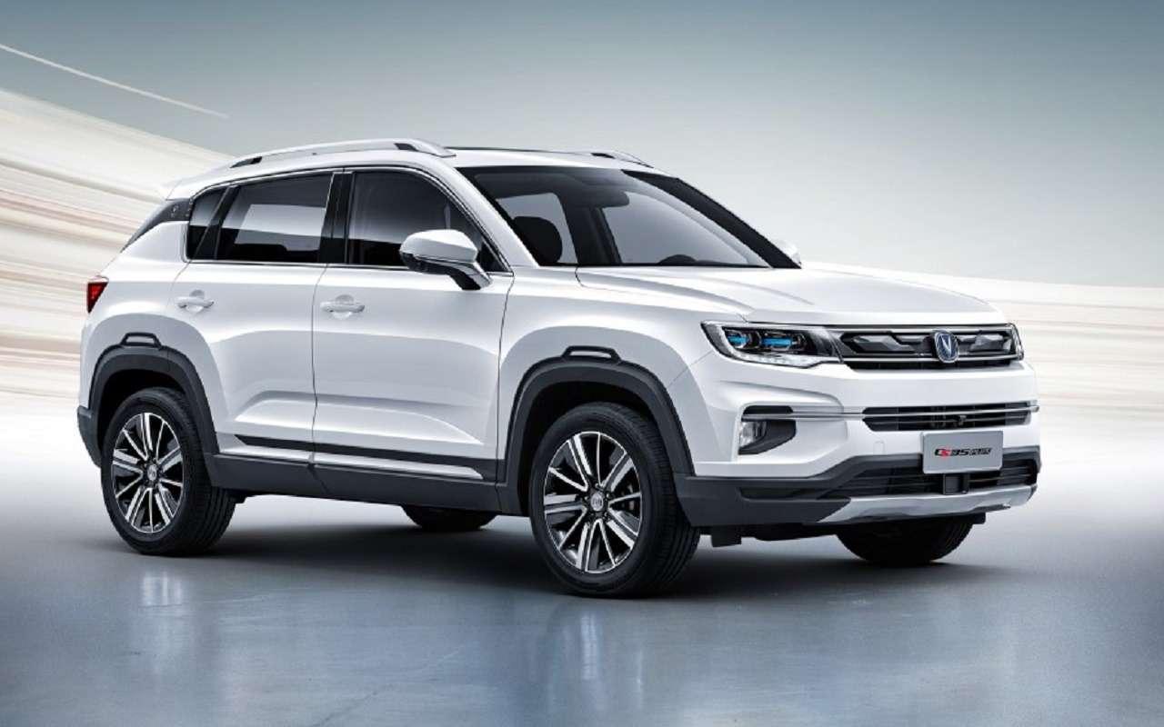 Новое пришествие: Россия будет ездить накитайских автомобилях?— фото 1176972