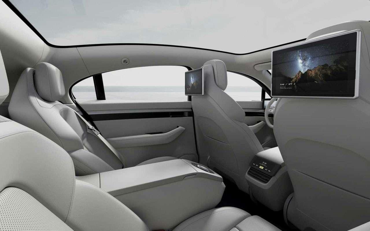 Sony представила собственный автомобиль— фото 1052624