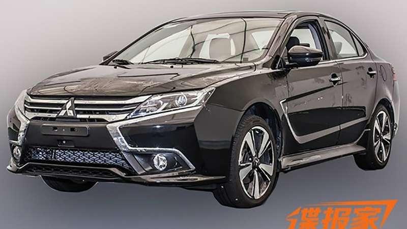 Китайский долгожитель: Mitsubishi Lancer обновится дляПоднебесной