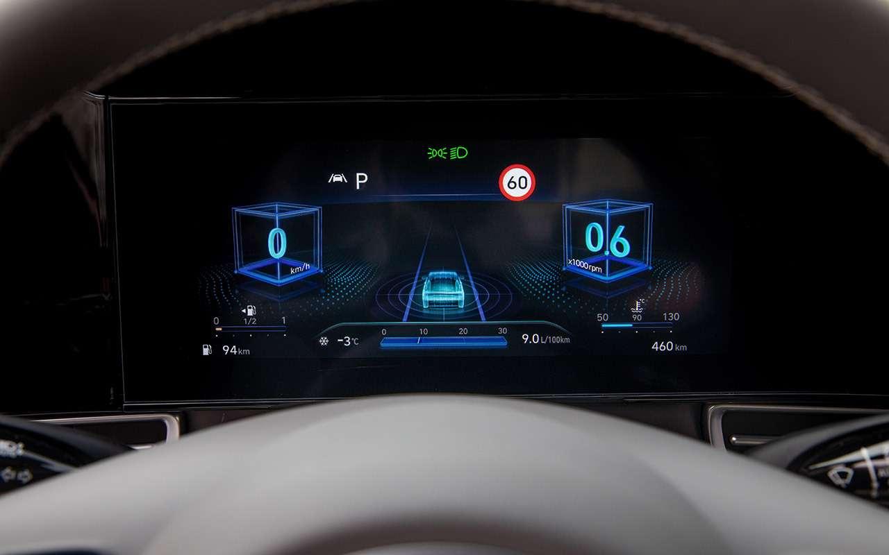 Новая Hyundai Elantra: 4плюса и2недостатка (зато цена хорошая)— фото 1236919
