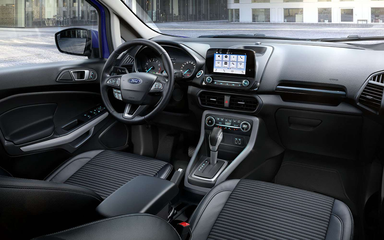 Обновленный Ford EcoSport вРоссии: новые опции иновые цены— фото 873262