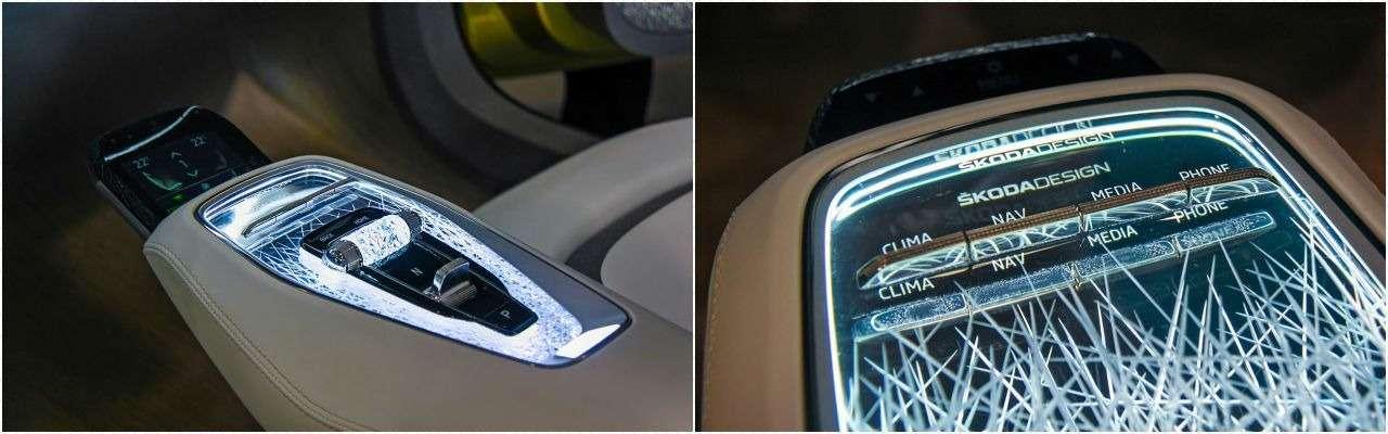 Skoda Vision E— ЗРтестирует электропрототип— фото 802452