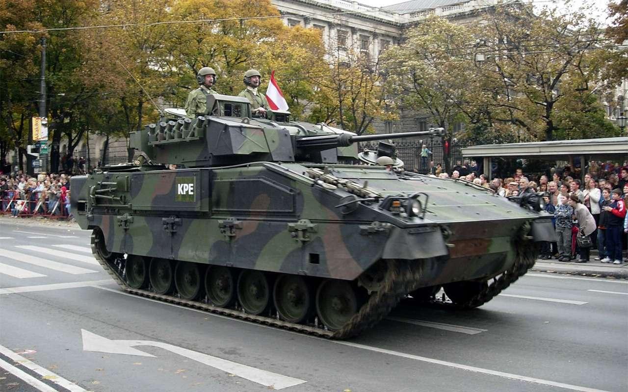 Битва БМП: наш Курганец против испано-австрийского ASCOD— фото 872894