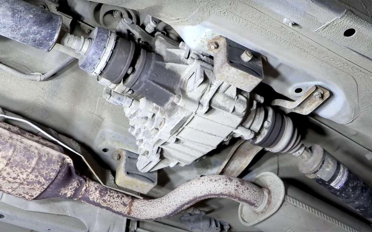 Подержанная Chevrolet Niva— все проблемы ислабости— фото 1144697